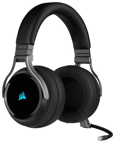 Kabelloses Gaming-Headset Virtuoso RGB Carbon Main Image