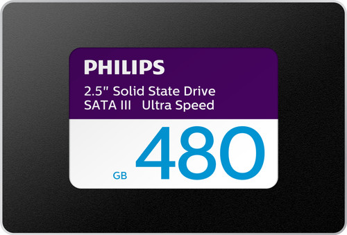 Philips SSD 480 GB Ultra Speed Main Image