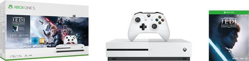Xbox One S 1 TB + Star Wars Main Image