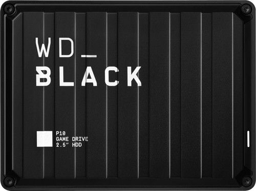 WD Black P10 Game Drive 2 TB Main Image
