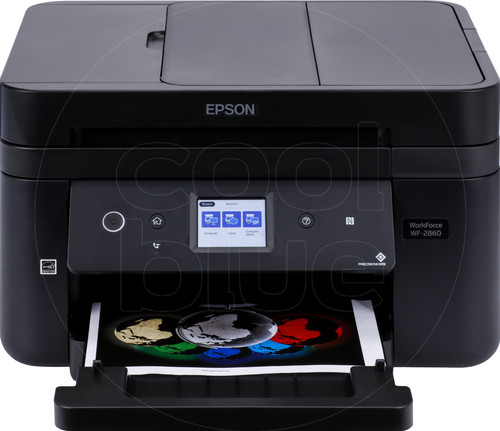 Epson Workforce WF-2860 Main Image