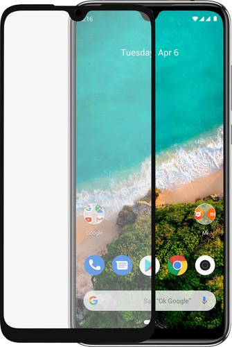 Azuri Rinox Xiaomi Mi A3 Displayschutzglas Schwarz Main Image