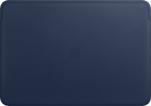 Apple MacBook Pro 16'' Leather Mitternachtsblau Main Image