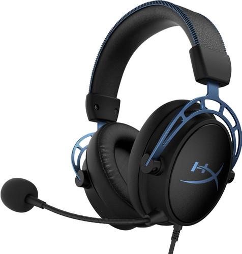 Gaming-Headset HyperX Cloud Alpha S Pro Schwarz/Blau Main Image