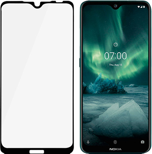 PanzerGlass Case Friendly Nokia 6.2 / 7.2 Displayschutzglas Schwarz Main Image