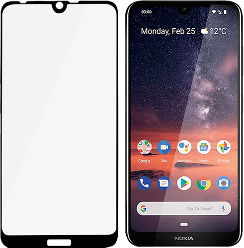 PanzerGlass Case Friendly Nokia 3.2 (2019) Displayschutzglas Main Image