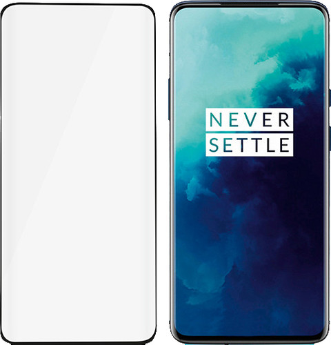 PanzerGlass Case Friendly OnePlus 7T Pro Displayschutzglas Schwarz Main Image