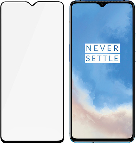 PanzerGlass Case Friendly OnePlus 7T Displayschutzglas Schwarz Main Image
