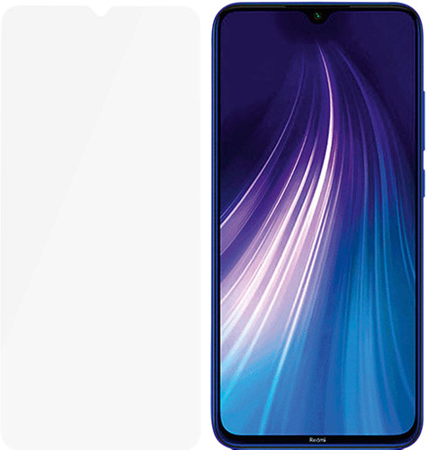 PanzerGlass Fall freundlich Xiaomi Redmi Note 8T Displayschutzglas Main Image