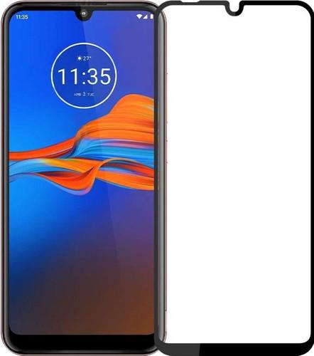 Nur für den Fall Vollabdeckung Motorola Moto E6 Plus Displayschutzglas Main Image