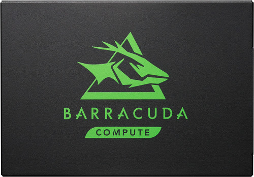 Seagate BarraCuda 120 SSD, 250 GB Main Image