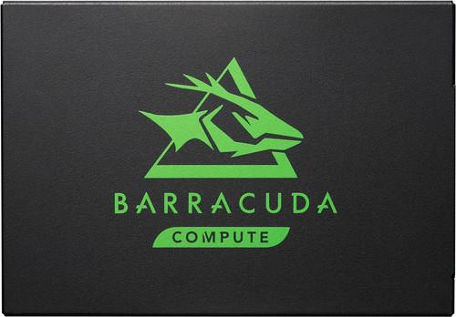 Seagate BarraCuda 120 SSD, 500 GB Main Image