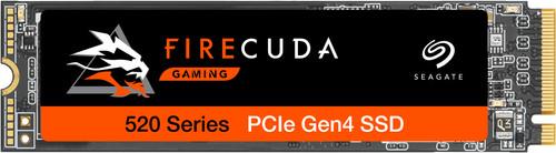 Seagate FireCuda 520 SSD, 500 GB Main Image