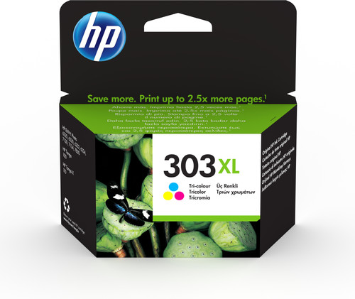 HP 303XL Cartridges Combo Pack Main Image