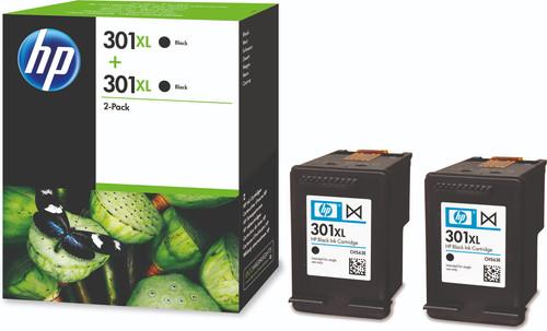 HP 301XL Patronen Schwarz Duo Pack Main Image