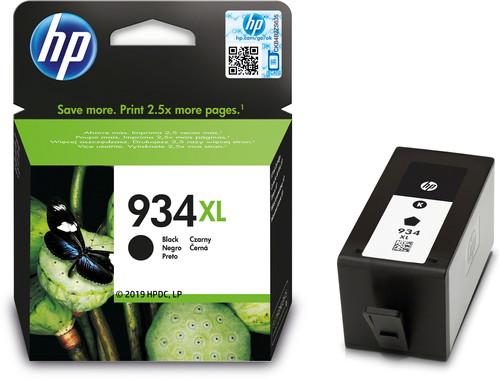HP 934XL Patrone Schwarz Main Image