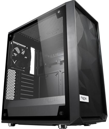 Fractal Design Meshify C Blackout TG Light Tint Main Image