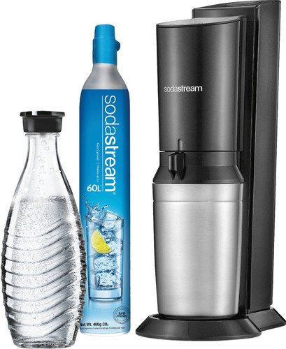 SodaStream Crystal Schwarz Main Image
