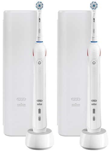 Oral-B Pro 2 2500 Duo Pack Weiß Main Image