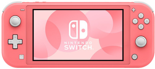 Nintendo Switch Lite Koralle Main Image