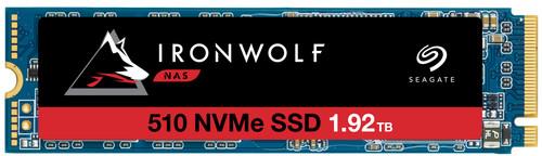 Seagate IronWolf 510 NVMe M.2 NAS SSD, 1,92 TB Main Image