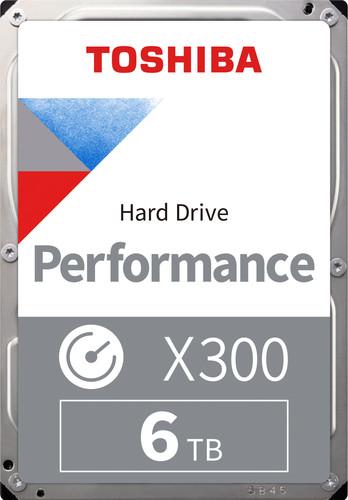 Toshiba X300 HDWE160EZSTA 6 TB Main Image
