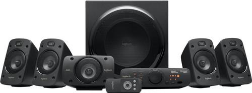Logitech Z906 5.1 Surround Sound PC-Lautsprecher + Receiver Main Image