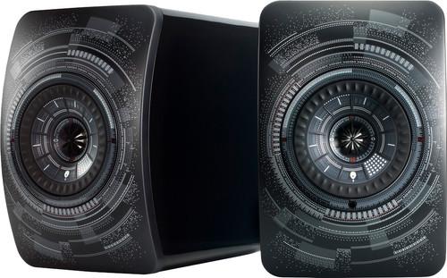 KEF LS50 Wireless Marcel Wanders Design Nocturne (pro Paar) Main Image