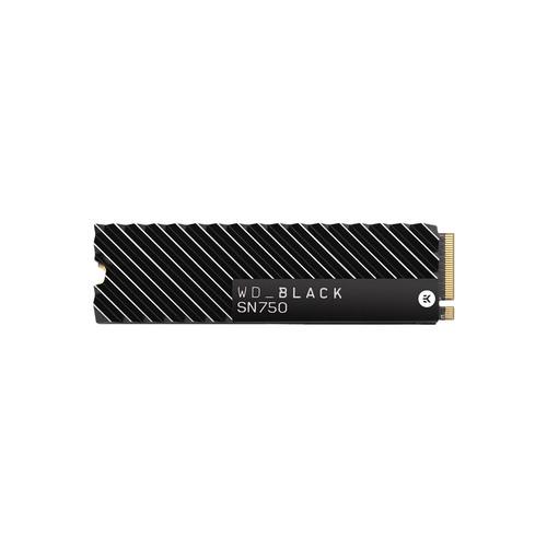 WD Black 2 TB SN750 (Plus Kühler) Main Image