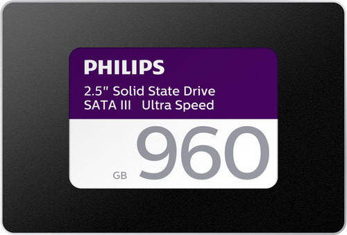 Philips SSD Ultra Speed, 960 GB Main Image