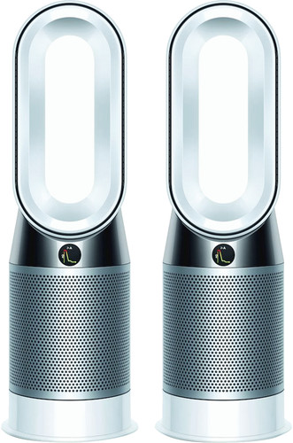 Dyson Pure Hot+Cool Weiß/Silber - 2018 + Main Image
