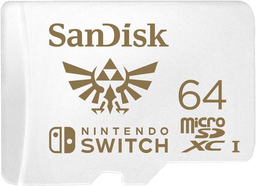 SanDisk MicroSDXC Extreme Gaming mit 64 GB (mit Nintendo-Lizenz) Main Image