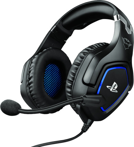 Trust GXT 488 FORZE Official Licensed Playstation 4 und 5 Gaming Headset - Schwarz Main Image