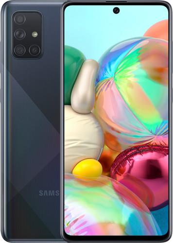 Samsung Galaxy A71 128 GB Schwarz Main Image