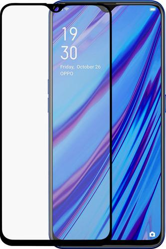 Azuri Rinox Oppo A9 (2020) Displayschutzfolie Gehärtetes Glas Schwarz Main Image