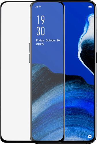 Azuri Rinox Oppo Reno2 Displayschutzfolie Gehärtetes Glas Schwarz Main Image