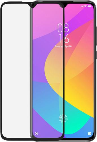 Azuri Rinox Xiaomi Mi 9 Lite Displayschutzfolie Gehärtetes Glas Schwarz Main Image