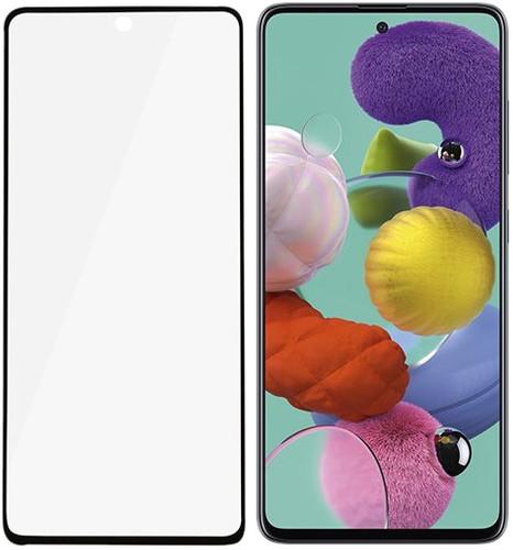 PanzerGlass Fall freundlich Samsung Galaxy A51 Displayschutzfolie Glas Schwarz Main Image