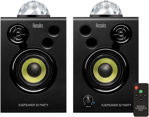 Hercules DJSpeaker 32 Party Duo-Pack Main Image