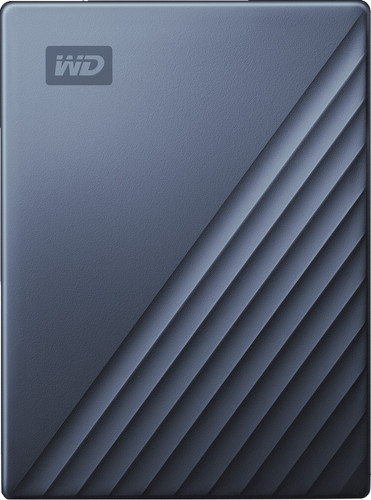 WD My Passport für Mac Typ C 2 TB Blau Main Image