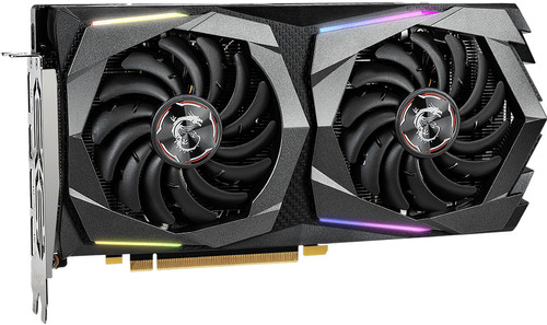 MSI GeForce GTX 1660 SUPER GAMING X Main Image