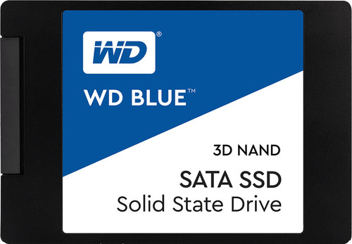 WD Blue 3D NAND, 2,5 Zoll, 4 TB Main Image