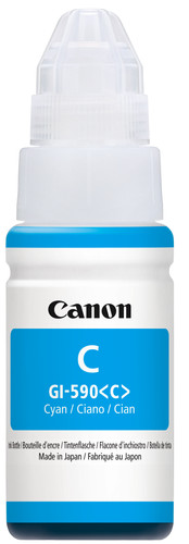 Canon GI-590 Tintenflasche Cyan Main Image