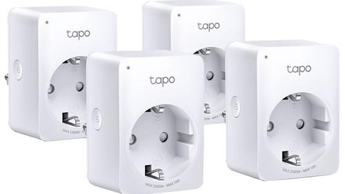 TP-Link Tapo P100 4er-Pack Main Image