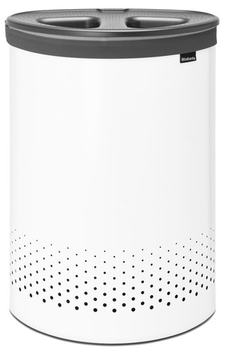 Brabantia Waschbox 55 Liter - White Main Image