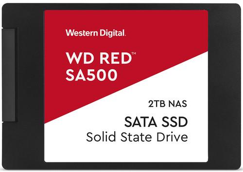 WD Red SA500 NAS, 2,5 Zoll SSD, 2 TB Main Image