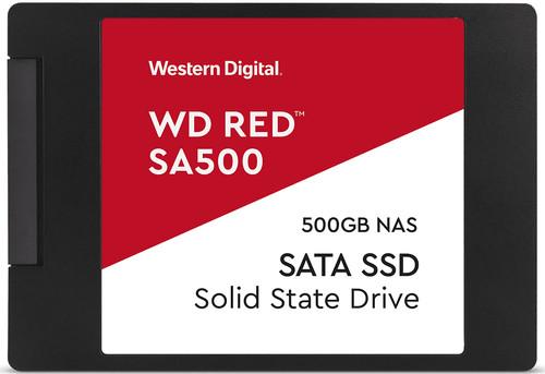 WD Red SA500 NAS, 2,5 Zoll SSD, 500 GB Main Image