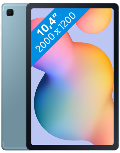 Samsung Galaxy Tab S6 Lite 128 GB WiFi Blau Main Image