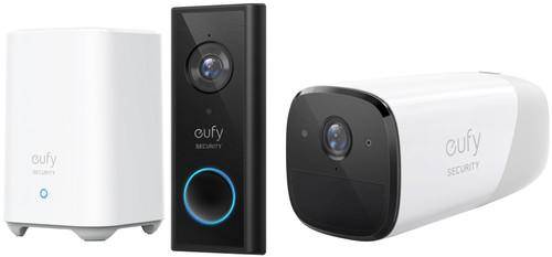 Eufy by Anker Video Doorbell Battery Set + Eufycam 2 Main Image