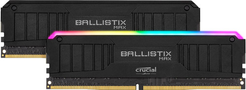 Crucial Ballistix MAX 16GB DDR4 DIMM 4.000 MHz (2x8GB) Main Image